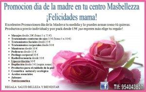 Promoción Día de la Madre 2013
