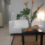 sala de espera y recepción de Fontanica Masbellezza Mairena del Aljarafe
